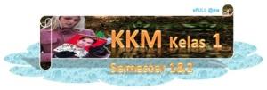 KKM kelas 1