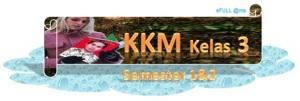 KKM kelas 3
