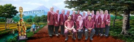 Profil LBB Juara 2 Kabupaten Garut SDN Balewangi 01 261014 by efullama