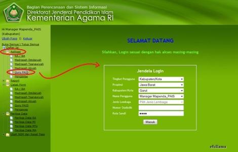 Daftar Nama Sertifikasi PAIS 2012