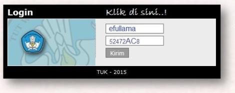 login Kartu Peserta UKG 2015 efullama