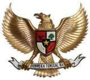 logo BURUNG GARUDA Pancasila