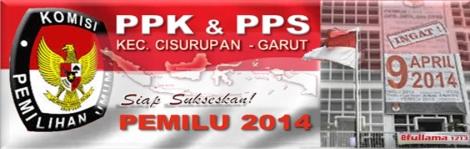 Spanduk Pemilu Legislatif 2014 by efullama