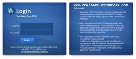 login validasi efull 4_2013