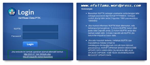 Cek Data Validasi PTK efull 4_2013