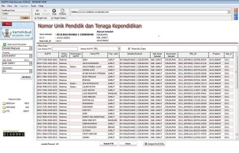 NUPTK webbrowser efullama Balewangi 01 2013