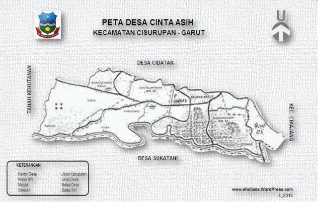 Published 3 Mei 2013 at 640 × 406 in PETA DESA se-Kec. Cisurupan