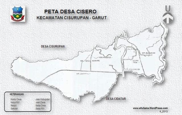 Published 3 Mei 2013 at 640 × 403 in PETA DESA se-Kec. Cisurupan