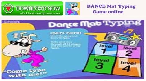dance typing mengetik efullama