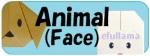 1 icon origami kepala hewan
