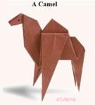 1b Origami unta efullama