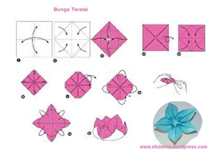 Cara Membuat Bunga Dari Kertas Origami | Foto Bugil Bokep 2017