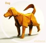a7 ORIGAMI DOG1