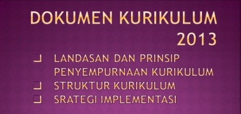 Struktur Kurikulum 2013_efullama