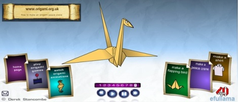 Video tutorial ORIGAMI STEPHEN_efullama