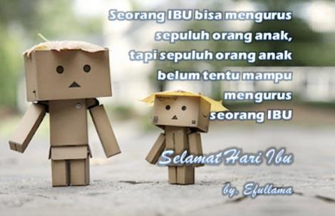 boneka Selamat hari ibu by_efullama 110514