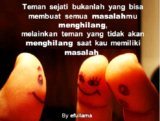 jari teman sejati