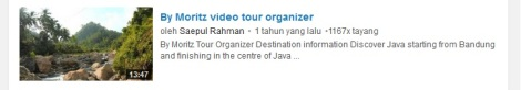 20 youtube tour pariwisata west java indonesia by efullama