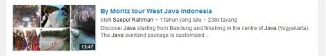 21 youtube by moritz tour west java indonesia by efullama