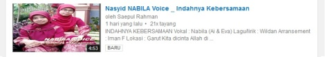 26 youtube nabila voice 261214 by efullama