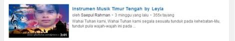6 youtube instrumen musik timur tengah leyla by efullama