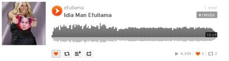 23b soundcloud efullama india man